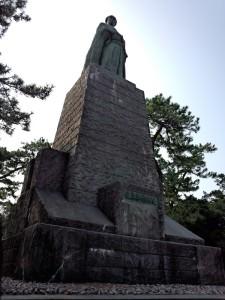 6-坂本竜馬像