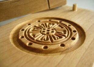 吉志部 木型